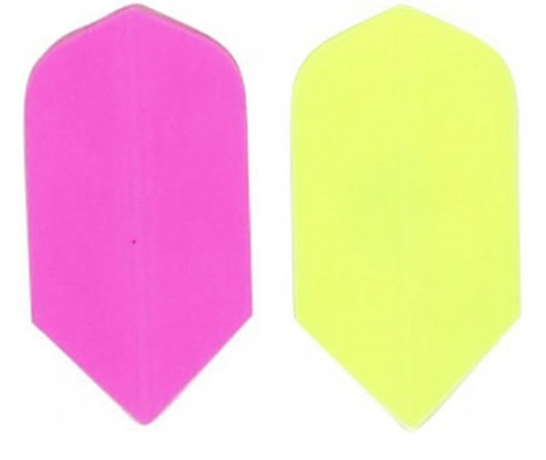 Poly Plain Fluro Slim