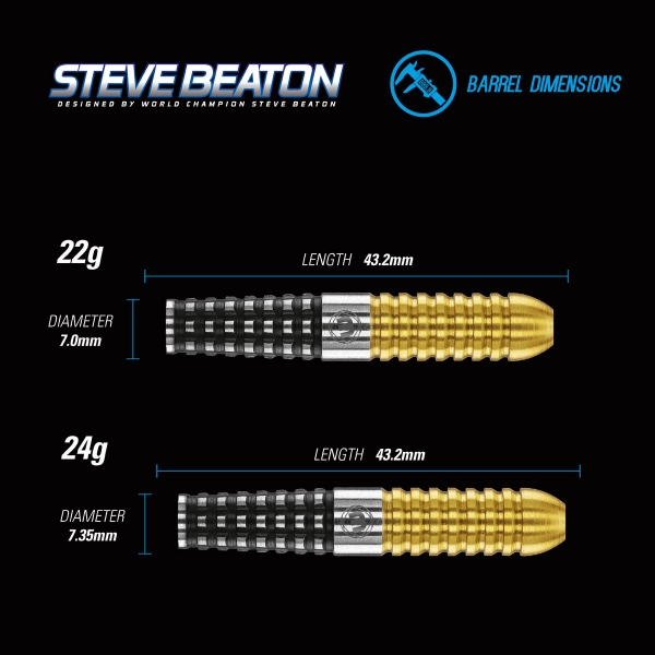 Winmau Steve Beaton Special Edition