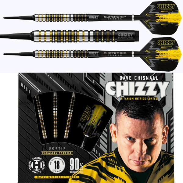 Harrows Dave Chisnall Soft