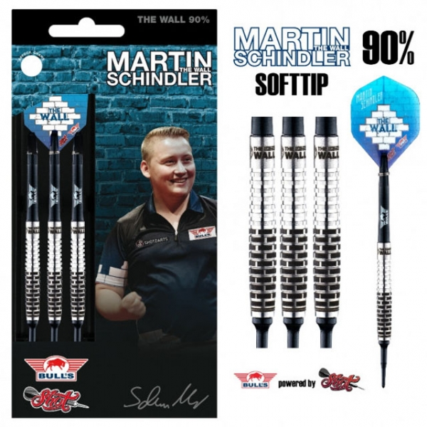 Shot Martin Schindler Match Darts Soft